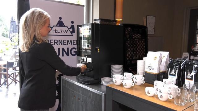 Ondernemerslounge (RTL7) | 1.1.07 | Den Leeuw Koffie Groep