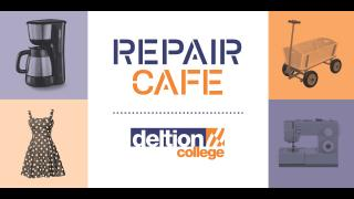 Livestream opening Deltion Repair Café