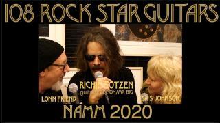 Poison & Mr Big guitar player: Richie Kotzen