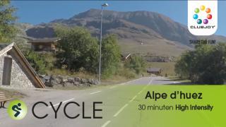 VC | Alpe d'Huez Xpress 30 min High Intensity