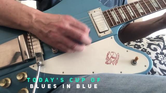 Saturday: 2015 Gibson Firebird 5 reissue