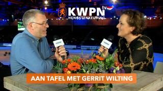 Aan tafel met Gerrit Wilting