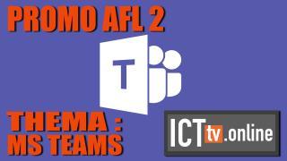 Promo Aflevering 2A seizoen 2 - MS Teams