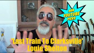 "AGn Youtube Picks: Louie Shelton; Playing the guitar on  The Monkeys, ""Last Train To Clarksville"""