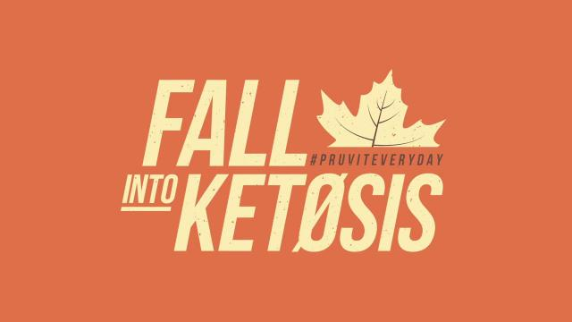 Fall into Ketosis