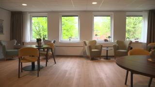 Bewoners van Randmeer verhuizen naar functievrij gebouw Villa Verde in Harderwijk