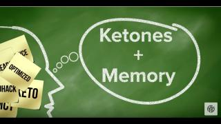 Keto 101 - Ketones and Memory Retention