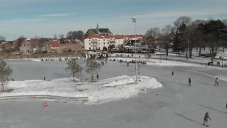 Harderwijk sneeuw en ijs