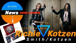 Richie Kotzen Interview