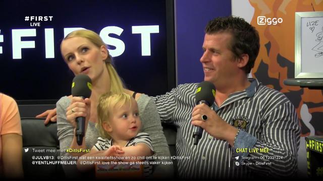 #FIRST TV LIVE UITZENDING   Bellinga Vlog #642