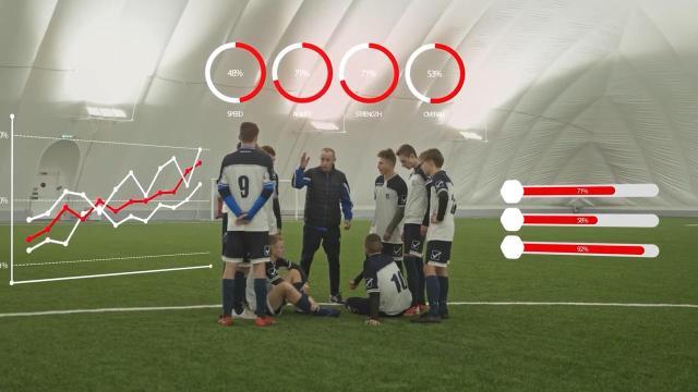 Ondernemerslounge (RTL7) | 3.6.06 | Maurice bij Dutch Sport Tech Fund