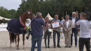Nationale Merriekeuring - Finale Gelders paard