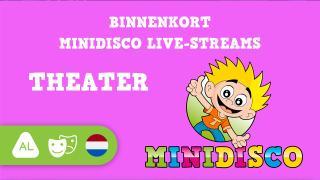 Minidisco Live-Streams