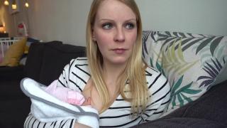 MiJN ( heftige) BEVALLiNGSVERHAAL | 3de bevalling | BABY LUXY BELLiNGA ( 38 wk en 5 dg)
