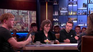 Talkshow studio PAUW 'In de Molshoop'