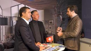Ondernemerslounge (RTL7/Z) | 5.1.02 | FIRST op de Second Home Beurs