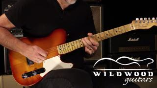Wildwood Guitars • Fender Custom Shop Cabronita Telecaster • SN: R99958