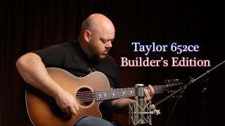 Alamo Music Center | Taylor Builder's Edition 652ce Demo & Review | Our Favorite Taylor 12-String