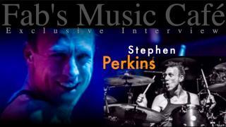 Fab's Music Café: Stephen Perkins