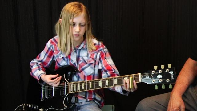 Jack Barksdale:  Great young guitar player from Texas.