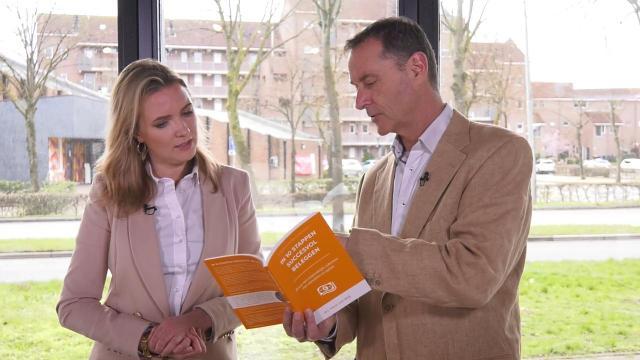 Ondernemerslounge (RTL7) | 3.9.07 | Laurien op bezoek bij Beleggen.com