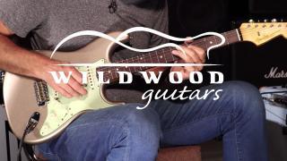 Wildwood Guitars • Fender Custom Shop Masterbuilt Greg Fessler Wildwood 10 1961 Stratocaster • SN: R96163