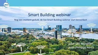 MCS - Smart Building Webinar