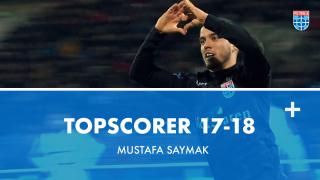 Topscorer 17-18 | Mustafa Saymak