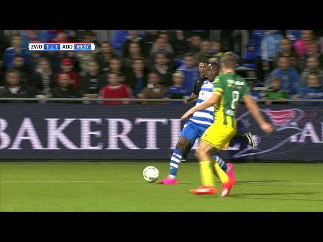 PEC Zwolle - ADO Den Haag