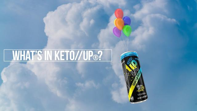 What's IN KETO//UP®?