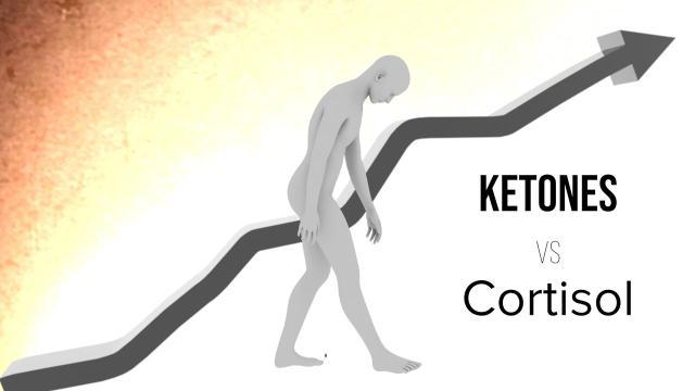 Keto 101 - Ketones vs Cortisol