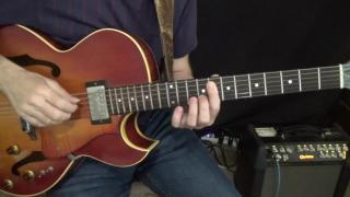 Bluesette Chord Melody