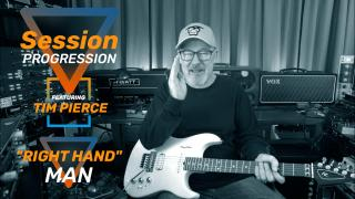 "Session Progression with Tim Pierce: ""Right Hand Man"""