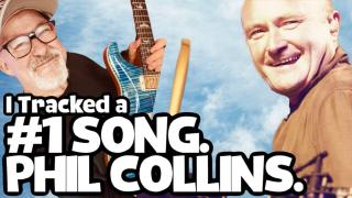 Phil Collins The AMAZING DAY We Tracked a #1 Song