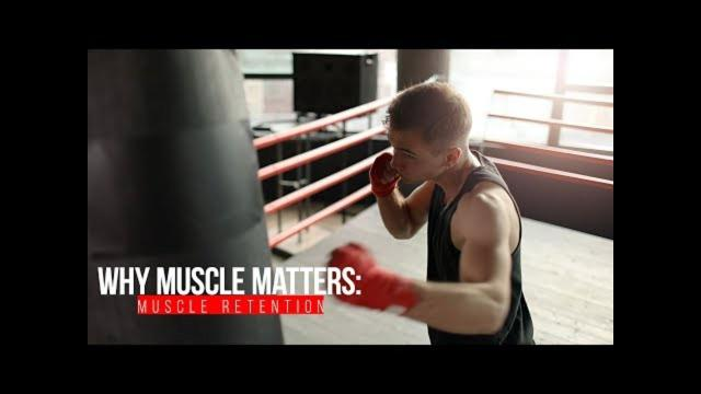 Keto 101 - Why Muscle matters - Muscle Retention