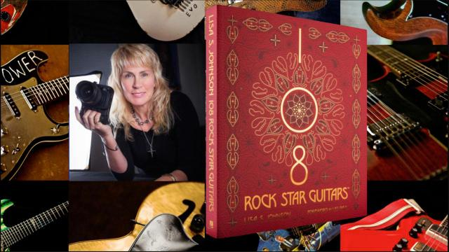 108 Rock Star Guitars_The Lisa S. Johnson interview