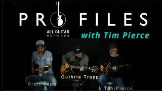 Nashville-based guitar virtuoso,  Guthrie Trapp
