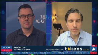 Tokens.com, Andrew Kiguel, Co-Founder & CEO.
