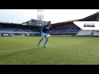 Mijn favoriete move: Lauri Weijkamp