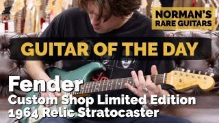 Fender Custom Shop LTD 1964 Relic Stratocaster