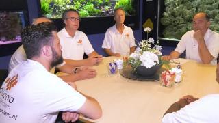 Quality Time op Zondag   7.5   Aqua Zoo Leerdam   Een stel 'aquarioten'