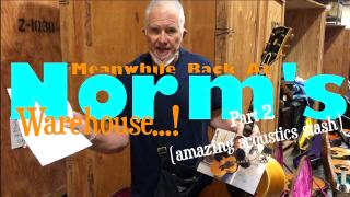 WOW!!! Norm's Warehouse 2020 Part 2 | Amazing Acoustics