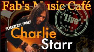 Fab's Music Café: 'Live': Charlie Starr