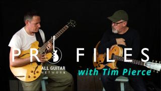 AGN Pro Files With Tim Pierce:  Tim's Pro Files guest this week is Chicago based Blues master,  Guy King.