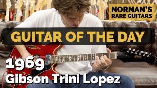1969 Gibson Trini Lopez