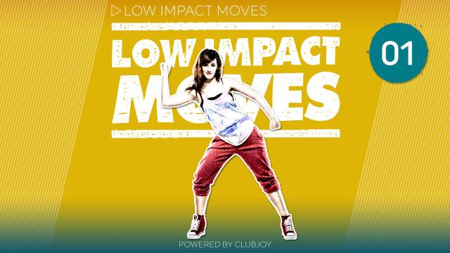 Low Impact Moves 1