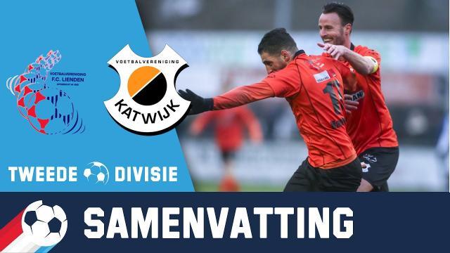 FC Lienden - Katwijk