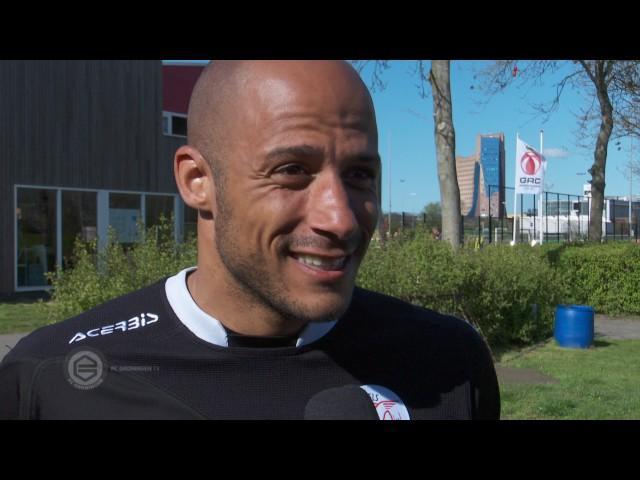 Berry Powel met IJsselmeervogels terug in Groningen