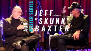 An interview with the one and only,  Jeff  'Skunk' Baxter