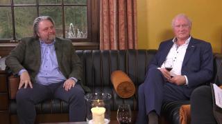 Ondernemerslounge (RTL7) | Ruud Koornstra en Hemmie Kerklingh | ONLINE